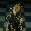 Cloud Nyne Cosplay Costume from D.Gray-Man