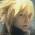 Cloud Wig (3rd) from Final Fantasy