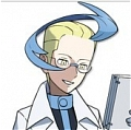 Colress Cosplay von Pokemon Best Wishes