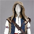 Connor Costume (155-C04) Da Assassins Creed