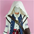Connor Costume (E177) Desde Assassins Creed
