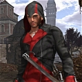 Connor Jacket (Red and Black) from Assassins Creed