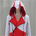 Connor Jacket (Red and White) from Assassins Creed