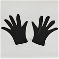 Costume Gloves (Elastic)