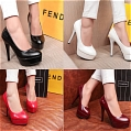 Costume Shoes (4 Colors)