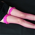 Costume Stockings (Rose Red 09)