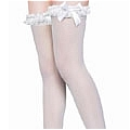 Costume Stockings (White 11)