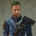 Courier Cosplay von Fallout New Vegas