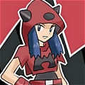 Grunt Cosplay (Team Magma Female) Da Pokémon