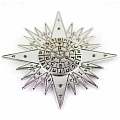 Cross Brooch from D.Gray-Man