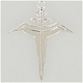 Cross Necklace von Hakkenden Eight Dogs of the East