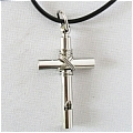 Whistle Necklace (Cross) Da Hell Girl