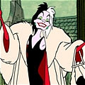 Cruella Cosplay from 101 Dalmatians