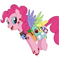 Cupcake Costume von My Little Pony