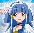 Cure Beauty Wig from Smile PreCure!