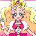 Cure Flora Cosplay from Go! Princess PreCure