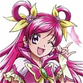 Cure Dream Cosplay from Yes PreCure 5