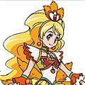 Cure Honey Cosplay (Coconuts Samba) from HappinessCharge PreCure