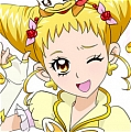 Cure Lemonade Costume from Yes PreCure 5
