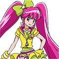 Cure Lovely Cosplay (Lollipop Hip Hop) from HappinessCharge PreCure