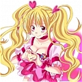 Cure Peach Cosplay Costume from Fresh Pretty Cure