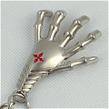 D Gray Man Accessories (Talon Key Ring) Desde D Gray Man