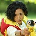 Daigo Cosplay from Zyuden Sentai Kyoryuger