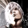 Dante Cospaly Wig from Devil May Cry