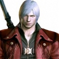 Dante Costume von Devil May Cry 4