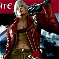 Dante Cosplay Desde Devil May Cry