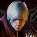 Dante Wig (2nd) Desde Devil May Cry