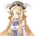 Daria Cosplay from Rune Factory 3