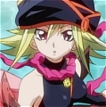 Gagaga Girl Cosplay (Black) from Yu Gi Oh
