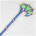Dark Magician Girl Staff (2nd) from Yu Gi Oh