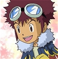 Davis Cosplay von Digimon 02
