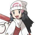 Dawn Cosplay Desde Pokémon Platinum