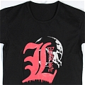 Death Note T Shirt (Black 06) from Death Note