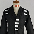 Death the Kid Cosplay (Coat) De  Soul Eater