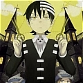 Death The Kid Cosplay Costume from Soul Eater