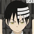 Death The Kid Wig from Soul Eater