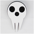 Death the Kid Brooch Desde Soul Eater