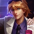 Debonair Ezreal Cosplay from League of Legends