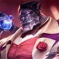 Debonair Galio Cosplay from League of Legends