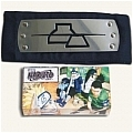 Deidara Ninja HeadBand from Naruto (Package)
