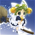 Dejiko Cosplay Costume from Di Gi Charat