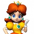Princess Daisy Cosplay Da Super Mario