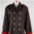 Danemark Coat (Darker Version) De  Hetalia