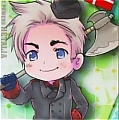Dinamarca Costume Desde Hetalia: Axis Powers