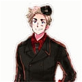 Denmark Costume (Darker Version) from Axis Powers Hetalia