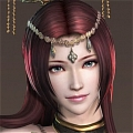 Diao Chan Cosplay von Dynasty Warriors